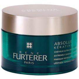 Rene Furterer Absolue Kératine maschera ricostruttore per capelli molto rovinati  200 ml