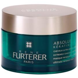 Rene Furterer Absolue Kératine възстановяваща маска за силно изтощена коса  200 мл.