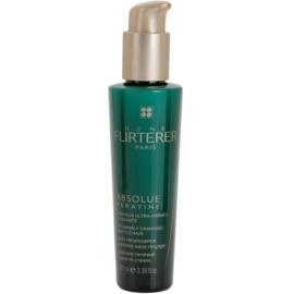Rene Furterer Absolue Kératine creme restaurador sem enxaguar para cabelo extremamente danificado   100 ml