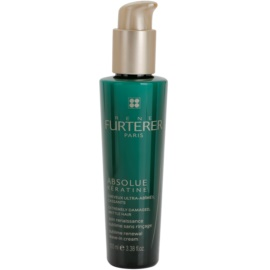 Rene Furterer Absolue Kératine bezoplachový obnovující krém pro extrémně poškozené vlasy  100 ml