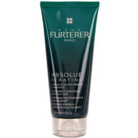 Rene Furterer Absolue Kératine champú reparador para cabello extremadamente dañado  200 ml