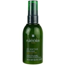 Rene Furterer Acanthe fluido para cabelo ondulado  100 ml