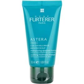 Rene Furterer Astera champú calmante para cuero cabelludo irritado  50 ml