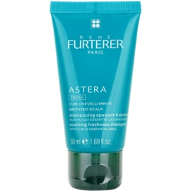 Rene Furterer Astera Soothing Shampoo For Irritated Scalp  50 ml