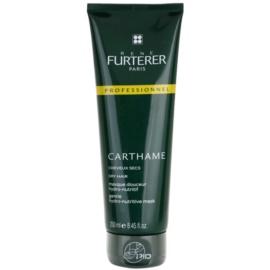 Rene Furterer Carthame хидратираща и подхранваща маска  за суха коса   250 мл.