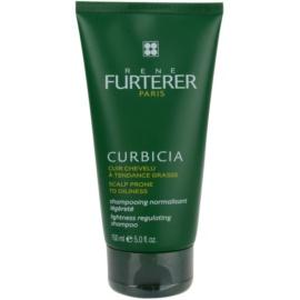 Rene Furterer Curbicia Reinigende Shampoo  voor Vet Haar   150 ml