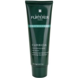 Rene Furterer Curbicia champô para o couro cabeludo oleoso  250 ml