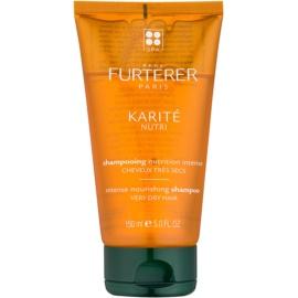 Rene Furterer Karité Shampoo mit ernährender Wirkung für trockenes und beschädigtes Haar  150 ml