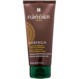 Rene Furterer Karinga maseczka nawilżająca do włosów kręconych  200 ml