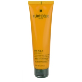 Rene Furterer Okara Active Light mascarilla nutritiva para cabello rubio y con mechas  150 ml