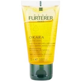 Rene Furterer Okara Active Light šampon pro blond vlasy  50 ml