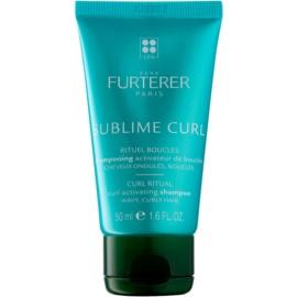 Rene Furterer Sublime Curl szampon utrwalający naturalne fale  50 ml