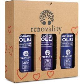 Renovality Original Series kozmetični set V. (za problematično kožo)