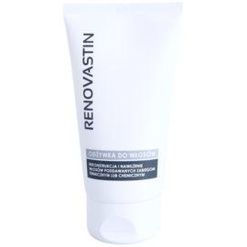 Renovastin Hair Care възстановяващ балсам за топлино третирана и увредена коса с хидратиращ ефект  125 мл.