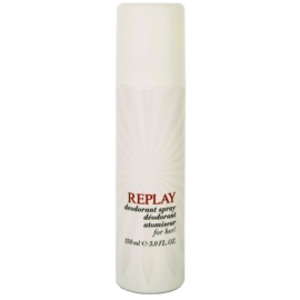 Replay for Her дезодорант-спрей для жінок 150 мл