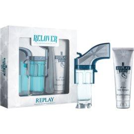 Replay Relover dárková sada I. toaletní voda 50 ml + sprchový gel 100 ml