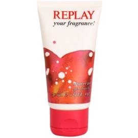 Replay Your Fragrance! For Her гель для душу тестер для жінок 50 мл