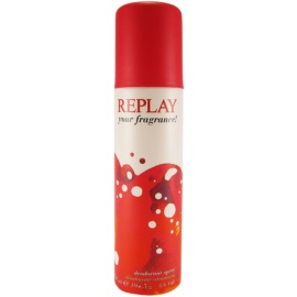 Replay Your Fragrance! For Her dezodor nőknek 150 ml