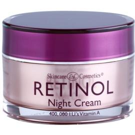 Retinol Anti-Aging vypĺňajúci nočný krém proti príznakom starnutia  48 g