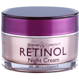 Retinol Anti-Aging vyplňující noční krém proti příznakům stárnutí  48 g