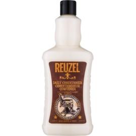 Reuzel Hair  Conditioner voor Dagelijks Gebruik   1000 ml