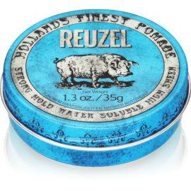 Reuzel Blue pomáda na vlasy se silným zpevněním  35 g