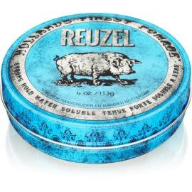 Reuzel Blue pomáda na vlasy se silným zpevněním  113 g