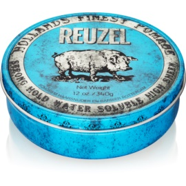 Reuzel Blue pomáda na vlasy se silným zpevněním  340 g