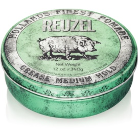 Reuzel Green pomada do włosów medium  340 g
