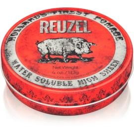 Reuzel Red haarpommade met Hoge Glans   113 gr
