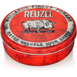 Reuzel Red haarpommade met Hoge Glans   340 gr
