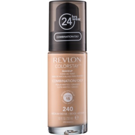 Revlon Cosmetics ColorStay™ Langaanhoudende Matt Make-up  SPF 15 Tint  240 Medium Beige 30 ml