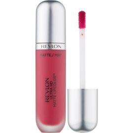 Revlon Cosmetics Ultra HD matná barva na rty odstín 635 Passion 5,9 ml
