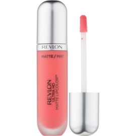 Revlon Cosmetics Ultra HD matná barva na rty odstín 620 Flirtation 5,9 ml
