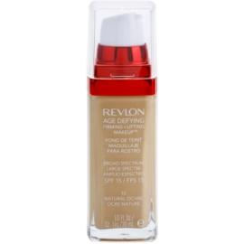 Revlon Cosmetics Age Defying zpevňující a liftingový make-up SPF 15 odstín 15 Natural Ochre  30 ml