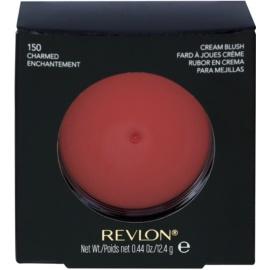Revlon Cosmetics Blush кремові рум'яна відтінок 150 Charmed 12,4 гр