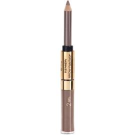 Revlon Cosmetics Brow Fantasy tužka a gel na obočí 2 v 1 odstín 104 Dark Blonde 1,18 ml