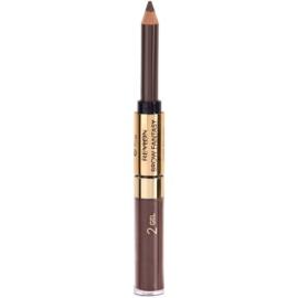 Revlon Cosmetics Brow Fantasy tužka a gel na obočí 2 v 1 odstín 105 Brunette 1,18 ml