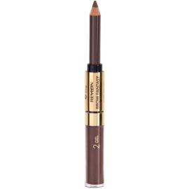 Revlon Cosmetics Brow Fantasy tužka a gel na obočí 2v1 odstín 105 Brunette 1,18 ml