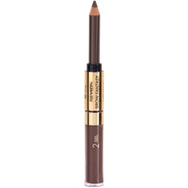 Revlon Cosmetics Brow Fantasy svinčnik in gel za obrvi 2v1 odtenek 105 Brunette 1,18 ml