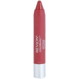 Revlon Cosmetics ColorBurst™ šminka v svinčniku z mat učinkom odtenek 205 Elusive 2,7 g