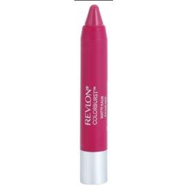 Revlon Cosmetics ColorBurst™ šminka v svinčniku z mat učinkom odtenek 220 Showy 2,7 g
