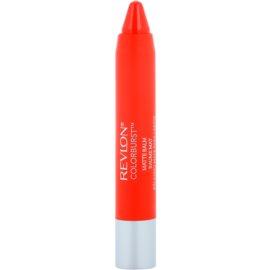 Revlon Cosmetics ColorBurst™ šminka v svinčniku z mat učinkom odtenek 245 Audacious 2,7 g