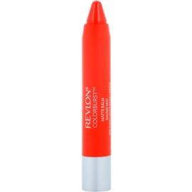 Revlon Cosmetics ColorBurst™ rúzsceruza matt hatással árnyalat 245 Audacious 2,7 g