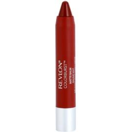 Revlon Cosmetics ColorBurst™ šminka v svinčniku z mat učinkom odtenek 250 Standout 2,7 g