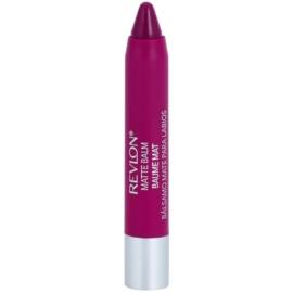 Revlon Cosmetics ColorBurst™ šminka v svinčniku z mat učinkom odtenek 260 Passionate 2,7 g