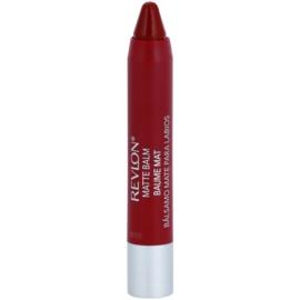 Revlon Cosmetics ColorBurst™ šminka v svinčniku z mat učinkom odtenek 270 Fiery 2,7 g