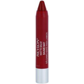 Revlon Cosmetics ColorBurst™ rúzsceruza matt hatással árnyalat 270 Fiery 2,7 g