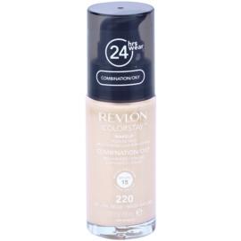 Revlon Cosmetics ColorStay™ Langaanhoudende Matt Make-up  SPF 15 Tint  220 Natural Beige 30 ml