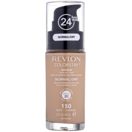 Revlon Cosmetics ColorStay™ machiaj persistent SPF 20 culoare 150 Buff 30 ml